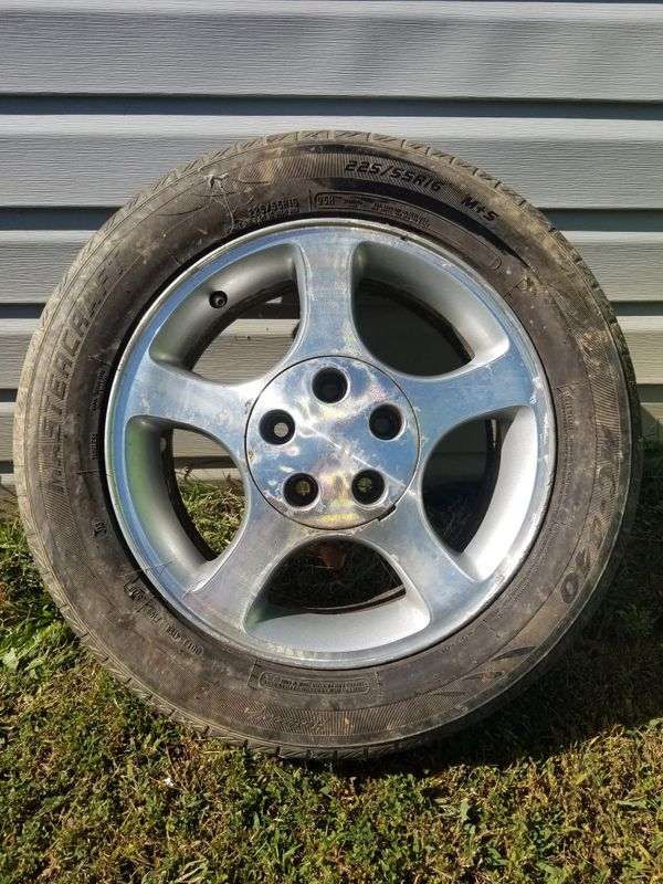Selling a set of 2002 mustang Rims. $50
