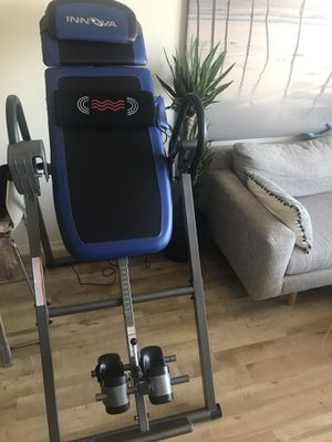 Inversion table by innova for Sale in San Francisco, CA