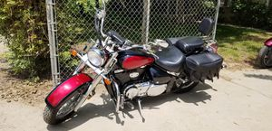 2001 Suzuki Volusia 800 V-Twin, mint condition motorcycle for Sale in Norco, CA