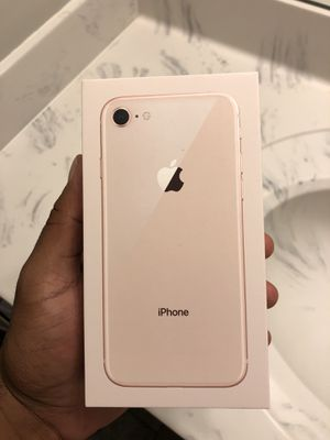 iPhone 8 gold flawless for Sale in Lexington, KY
