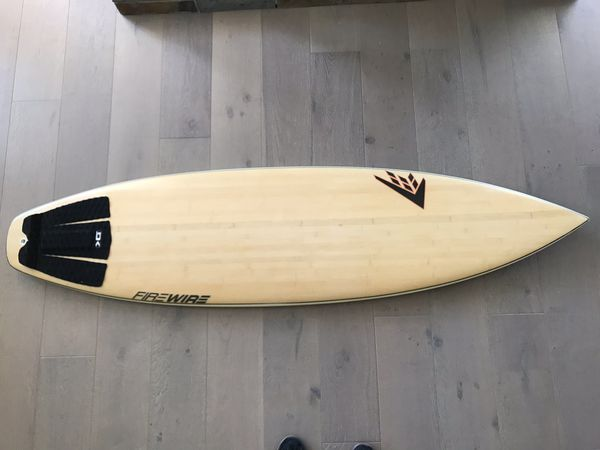 FireWire 6'6 close to new / fins leash