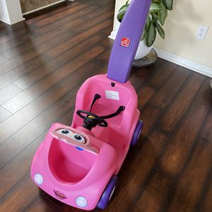 Fisher price Ride On Toy/Push Car for Sale in Stone Mountain, GA