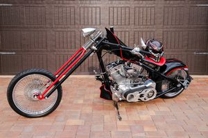 2008 Custom Show Bike Ultima 2300cc Chopper Twin Motor ( Sale / Trade ) for Sale in Orlando, FL