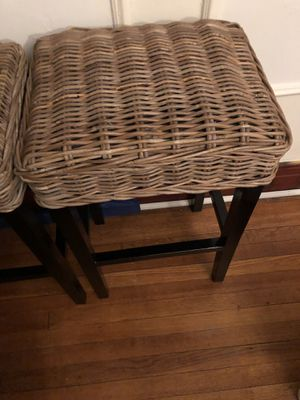 Four Bar Stools for Sale in Chicago, IL