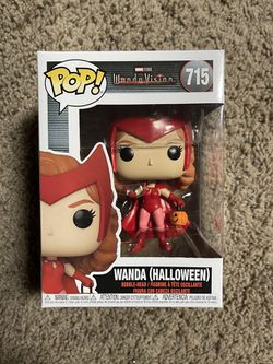 Funko Pop Wandavision Wanda Halloween 🎃  for Sale in Fresno, CA