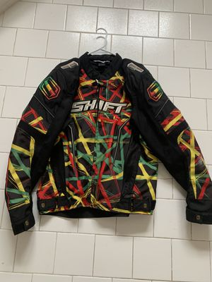 Shift Rise Against Padded Motorcycle Jacket for Sale in Arlington, VA