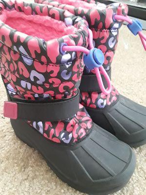 SNOW BOOTS SZ 13 KIDS GIRLS for Sale in Surprise, AZ