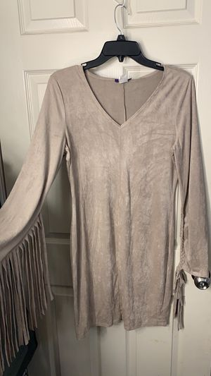 Suede Dress for Sale in Grand Prairie, TX