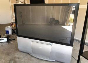 "JVC 50""inch Tv for Sale in Fresno, CA"