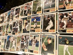 Pittsburgh Pirates baseball cards 2003-2004 for Sale in Pittsburgh, PA
