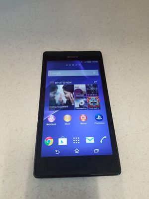 Sony Xperia T3 unlocked 16gb for Sale in Falls Church, VA