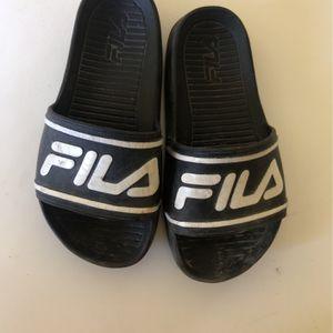 Boy FILA sandels for Sale in Long Beach, CA