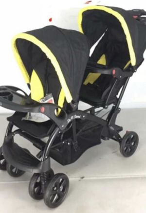 Baby Trend double stroller sit N stand for Sale in Aurora, IL