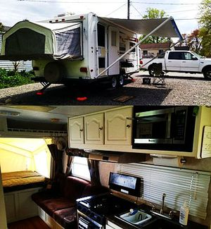 hybrid camper Rockwood ROO Forest River 09 19ft. for Sale in Long Beach, CA