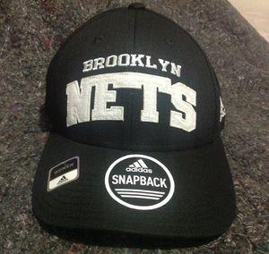 Adidas Brooklyn NETS Women SnapBack Hat Cap. New for Sale in La Vergne, TN