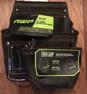 AWP Leather General Construction Tool Pouch. for Sale in Los Angeles, CA