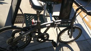 20 in fold up bike for Sale in Oakdale, CA