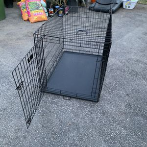 Dog Crate Large for Sale in Los Angeles, CA