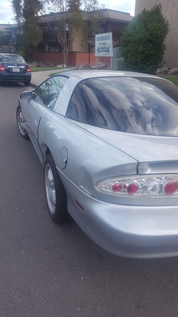02 Chevy Camaro for Sale in Fresno, CA - OfferUp