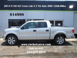 2013 Ford F-150 for Sale in Covina, CA