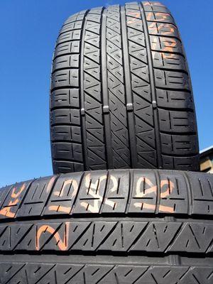 215/45-18 #4 tires for Sale in Alexandria, VA