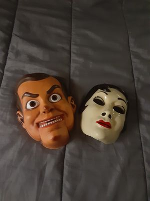 Movie character masks for Sale in Richmond, VA
