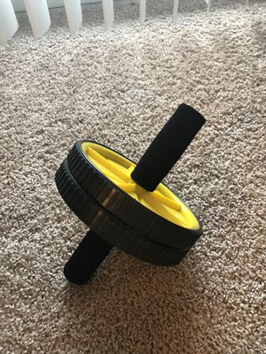 Ab roller for abs for Sale in Houston, TX