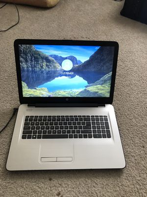 HP Notebook - 17-y012nr 17.3 inch for Sale in Charlotte, NC