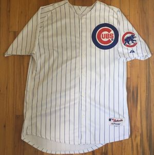 Chicago Cubs Authentic Jersey for Sale in Brooklyn, NY