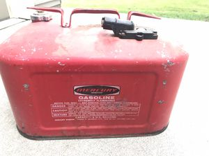 Metal gas can for Sale in Richland, WA