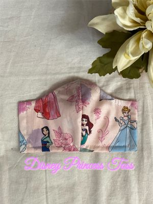 Disney Princess Toss Face Mask with Filter Pocket for Sale in Hayward, CA