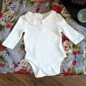 Baby GAP white heart Collar Onesie for Sale in La Habra Heights, CA