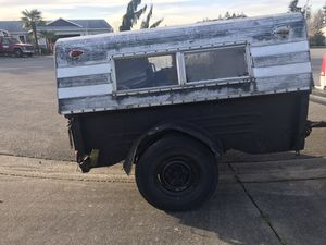 Utility Trailer with Canopy for Sale in Marysville, WA