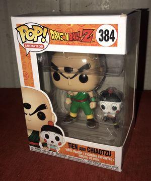 Funko Dragon Ball Z Tien and Chiaotzu for Sale in El Paso, TX