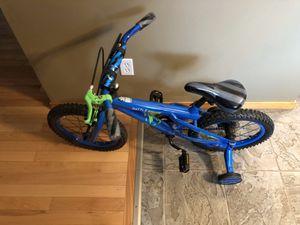 "16"" Dynacraft Kids Sports Trainer RattleSnake Bike for Sale in Everett, WA"