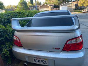 Subaru sti for Sale in Gilroy, CA