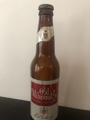 1962 Old Milwaukee Bottle Vintage for Sale in Eau Claire, WI