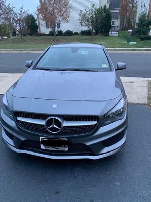 2015 Mercedes CLA250 for Sale in Chantilly, VA