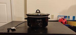 Crockpot 4 qt slow cooker for Sale in Fairfax, VA