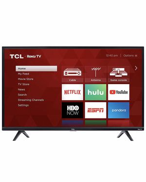 TCL 32S325 32 Inch 720p Roku Smart LED TV (2019) for Sale in Norwalk, CT