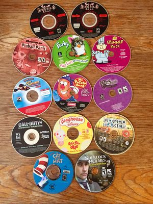 Random PC games for Sale in Sugarloaf, PA