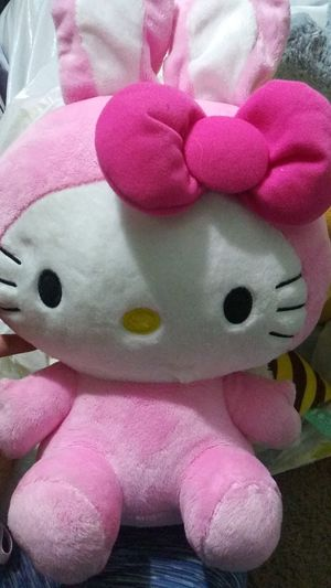 Hello kitty plushie for Sale in Streamwood, IL