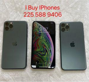 iPhone pro max for Sale in Denham Springs, LA