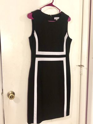 Black and White Calvin Klein Dress for Sale in Orlando, FL