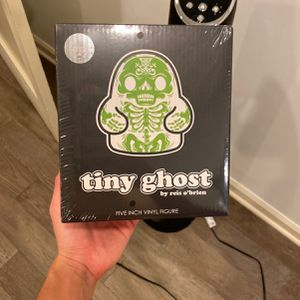 Bimtoy Tiny Ghost Glow Ghoul Vinyl Figure for Sale in Monterey Park, CA