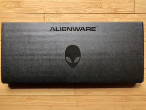 Alienware gaming computer keyboard NEW for Sale in Rockville, MD