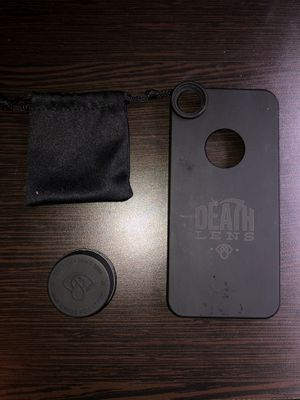 Death lens iPhone 5 fisheye for Sale in Fullerton, CA