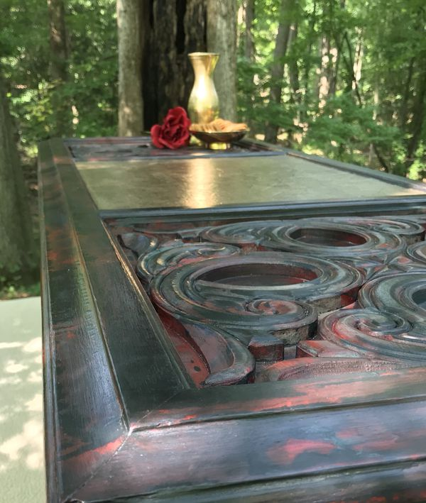 Lord of the Rings Inspired Table