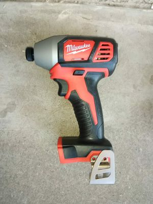 IMPACT DRILL MILWAUKEE BATTERY NOT INCLUDED for Sale in Phoenix, AZ