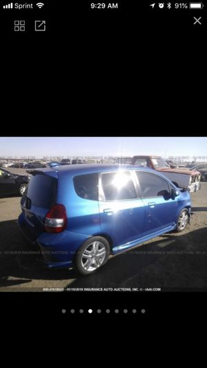 🔥2007 Honda Fit for Sale in Laveen Village, AZ